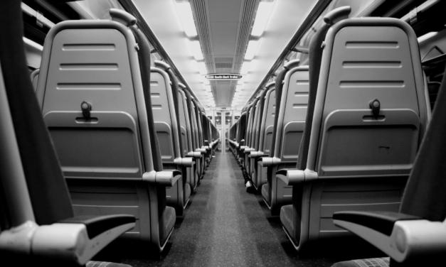 Nous avons testé l'échangisme dans un train